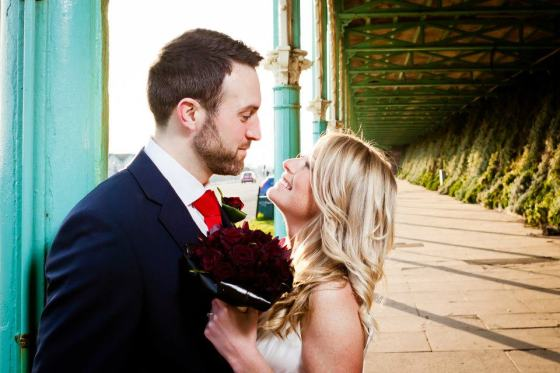 Michaela and Tom´s Vintage Glam Wedding